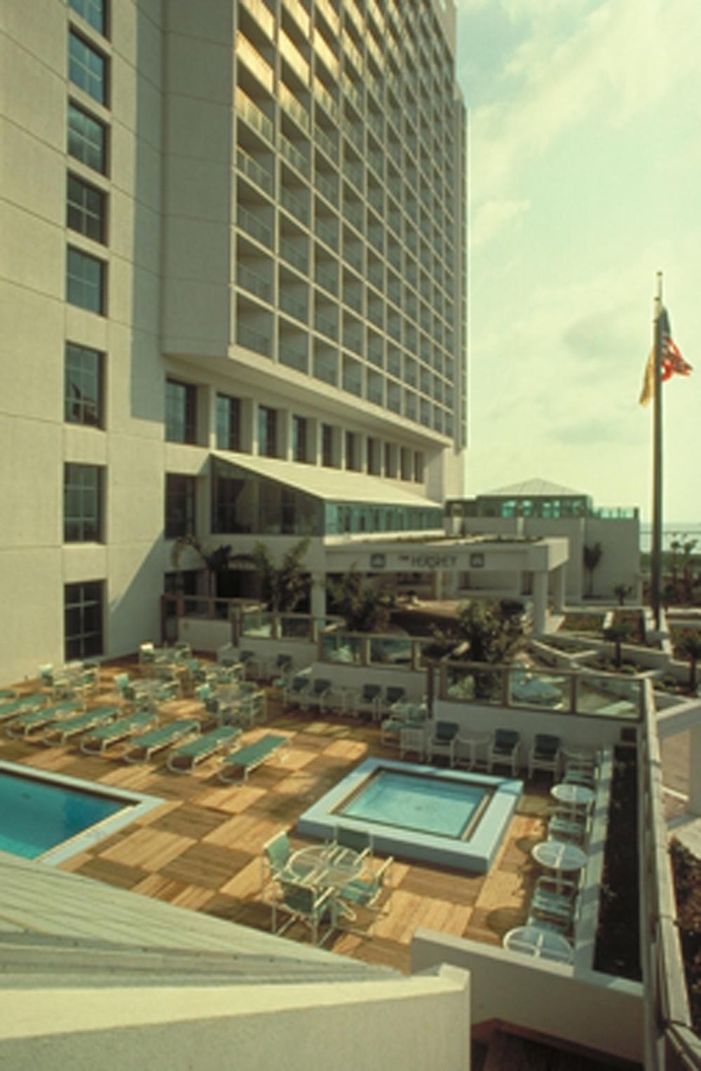 Hershey Corpus Christi Hotel